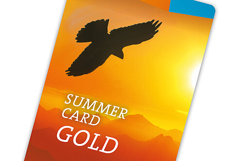 Summer Card Gold